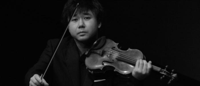 ヴァイオリン奏者 秦野陽介